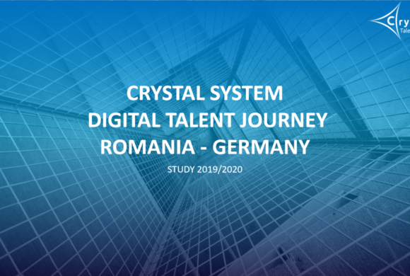 Crystal Digital Talent Journey