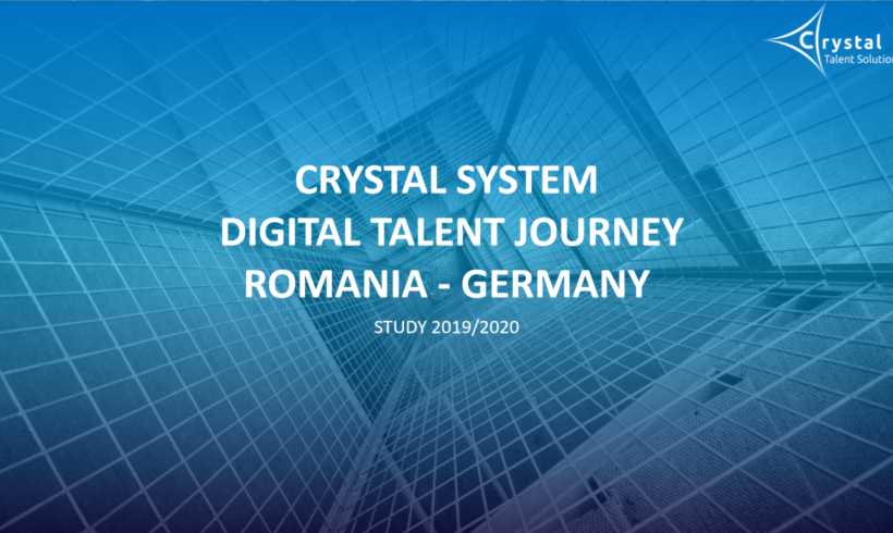 Crystal Digital Talent Journey