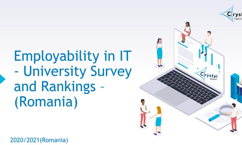 Employability in IT  – University Survey and Rankings