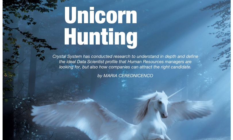 Data Scientist – Hunting the Unicorn Article