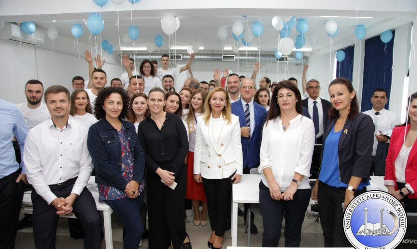 Crystal System Albania turned one