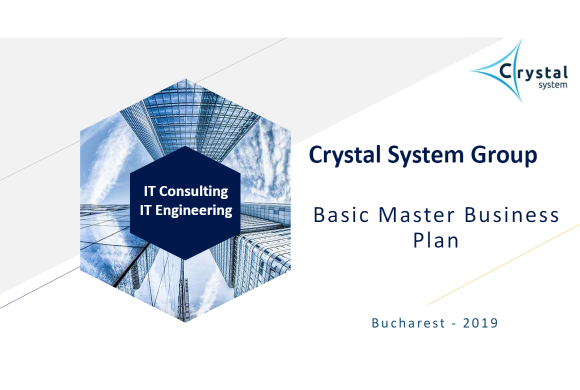 Crystal System Group – Basic Master Business Plan