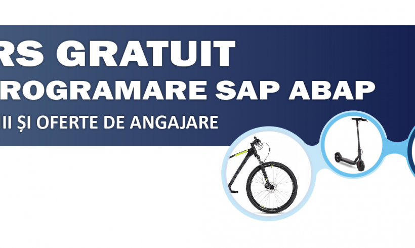 SAP ABAP Course in Chisinau