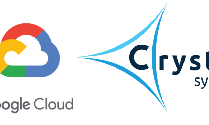 Crystal System Announces Google Cloud Partnership